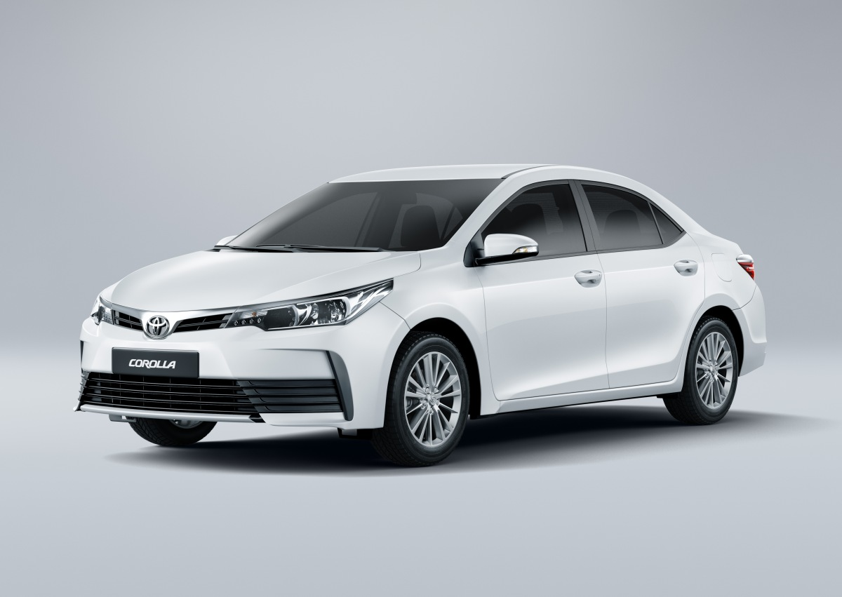 Toyota lança linha Corolla2019