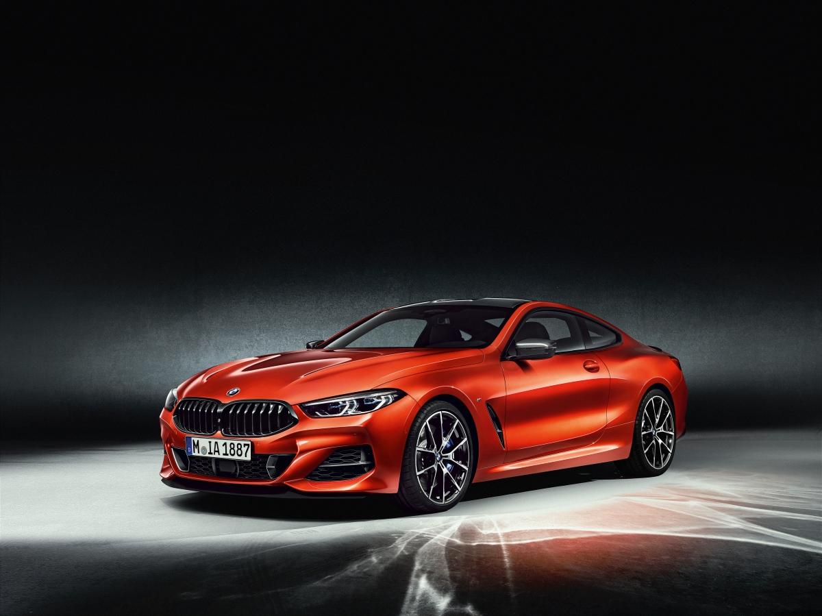 O absolutamente novo BMW Série 8Coupé