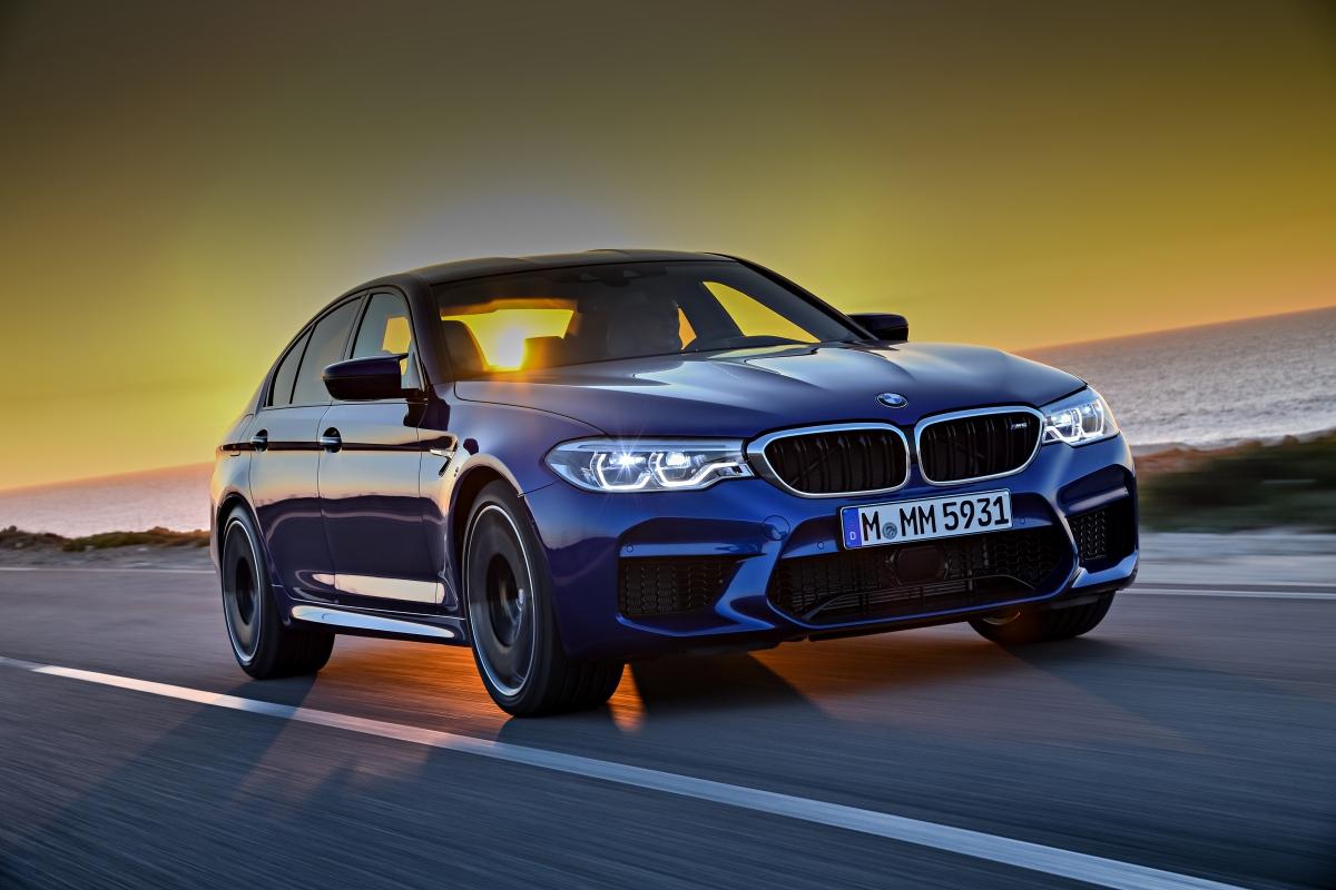 RECALL: BMW do Brasil convoca proprietários do BMWM5