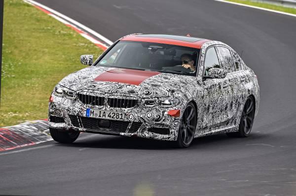 """Novo BMW Série 3 encara teste de resistência no """"InfernoVerde"""""""