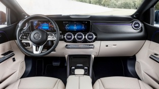 Mercedes-Benz B-Klasse, Leder macchiato Mercedes-Benz B-Class, Leather macchiato
