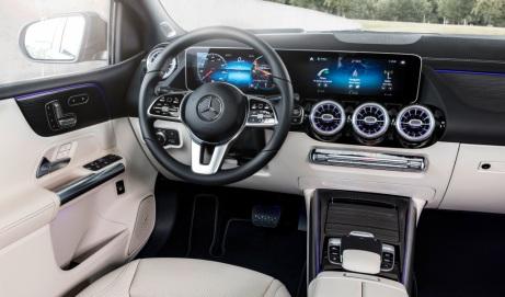 Mercedes-Benz B-Klasse, Leder macchiato Mercedes-Benz B-Class, Leather macchiato