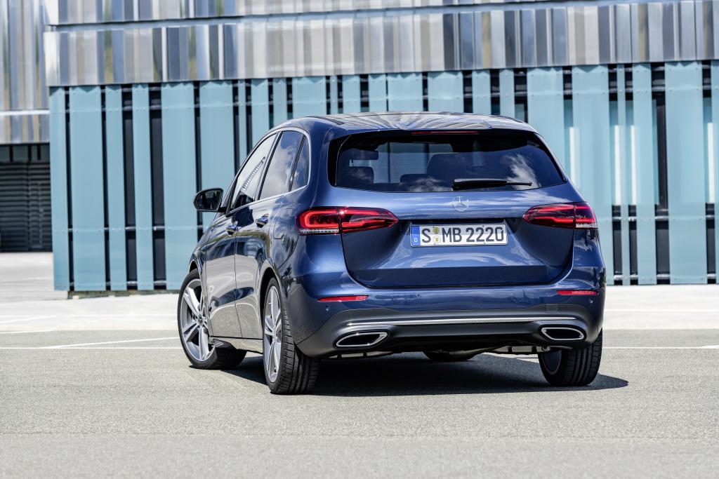 Novo Mercedes ClasseB