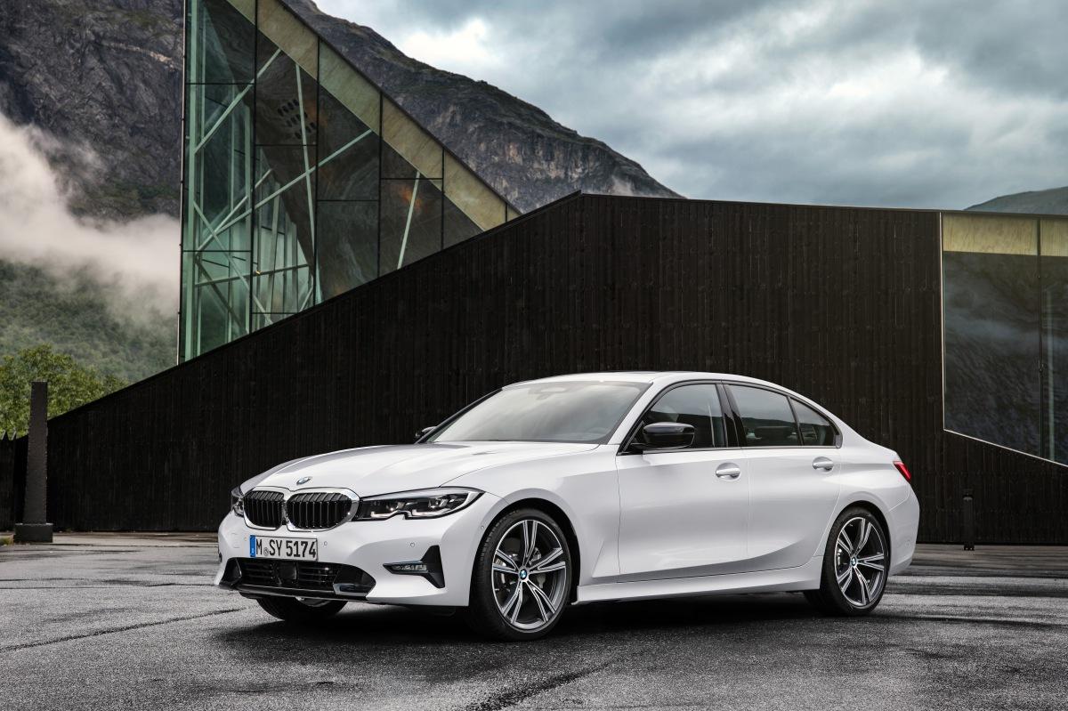 O novo sedã BMW Série 3 (G20) 2019 – Todos osDetalhes