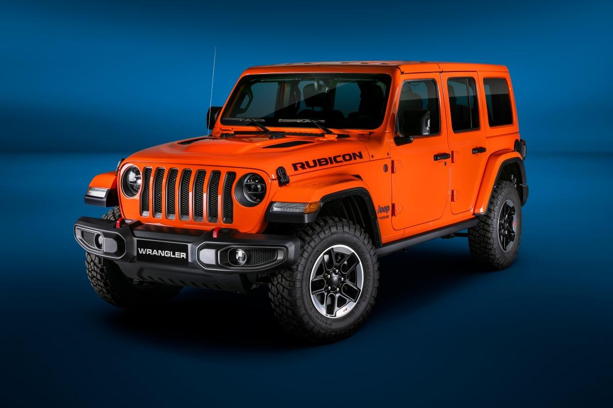 Salão de SP: Jeep apresenta novos Wrangler, Renegade eCherokee