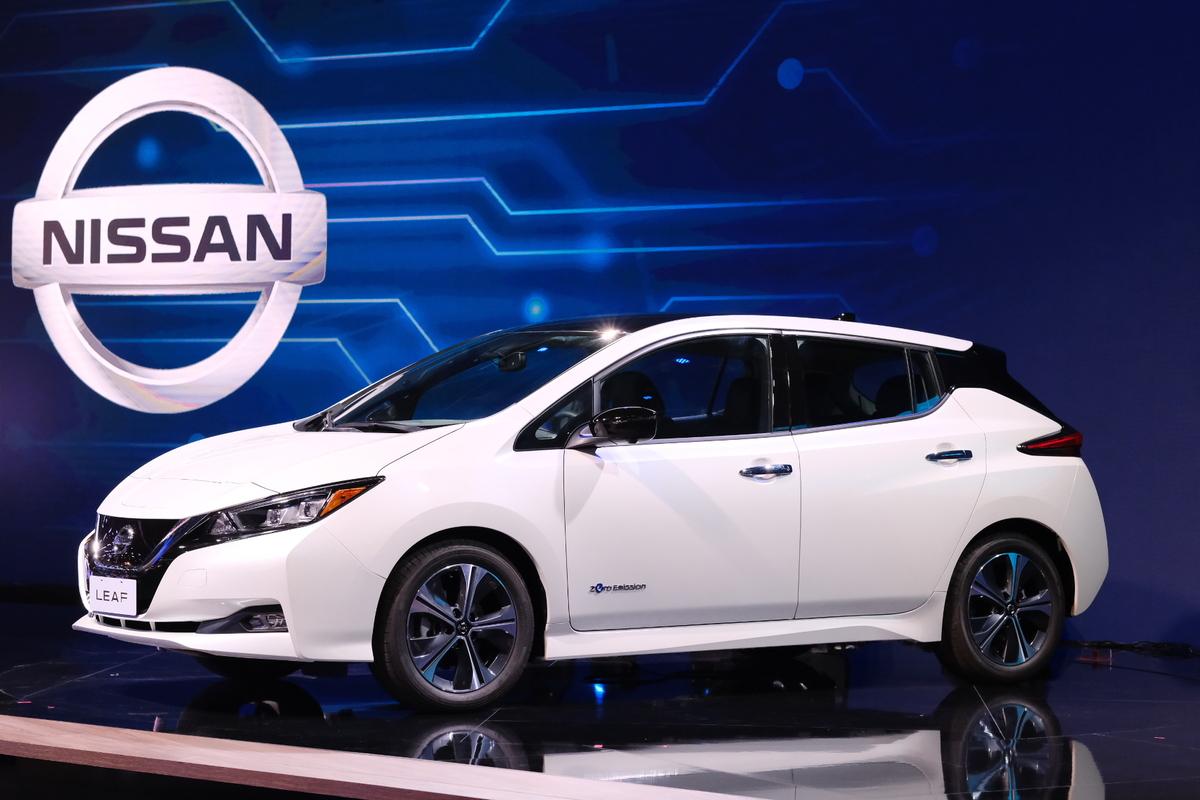 Salão de SP: Nissan apresenta o elétrico LEAF que está em pré-venda no Brasil por R$178.400