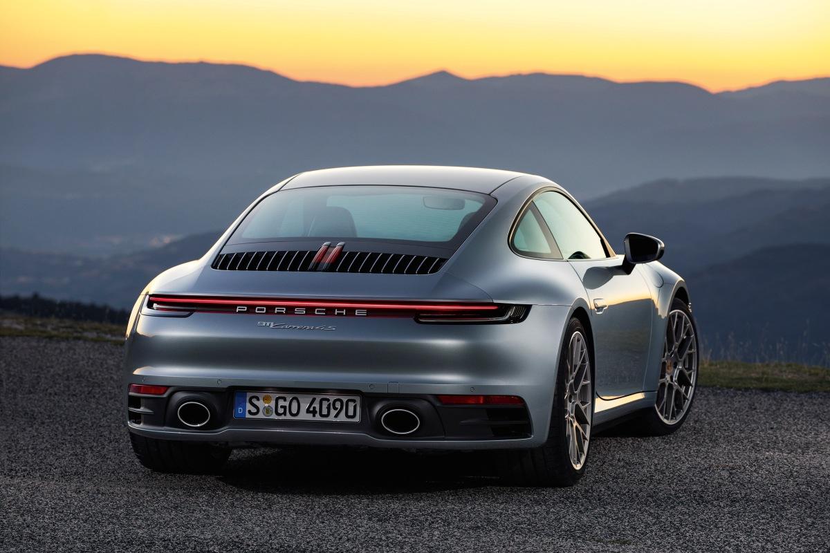 LA Auto Show: Novo Porsche911