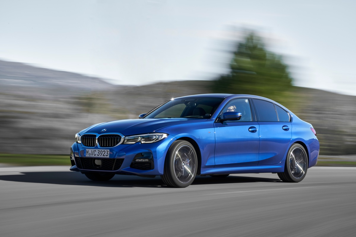 BMW  inicia campanha de pré-venda do novo Série 3 noBrasil