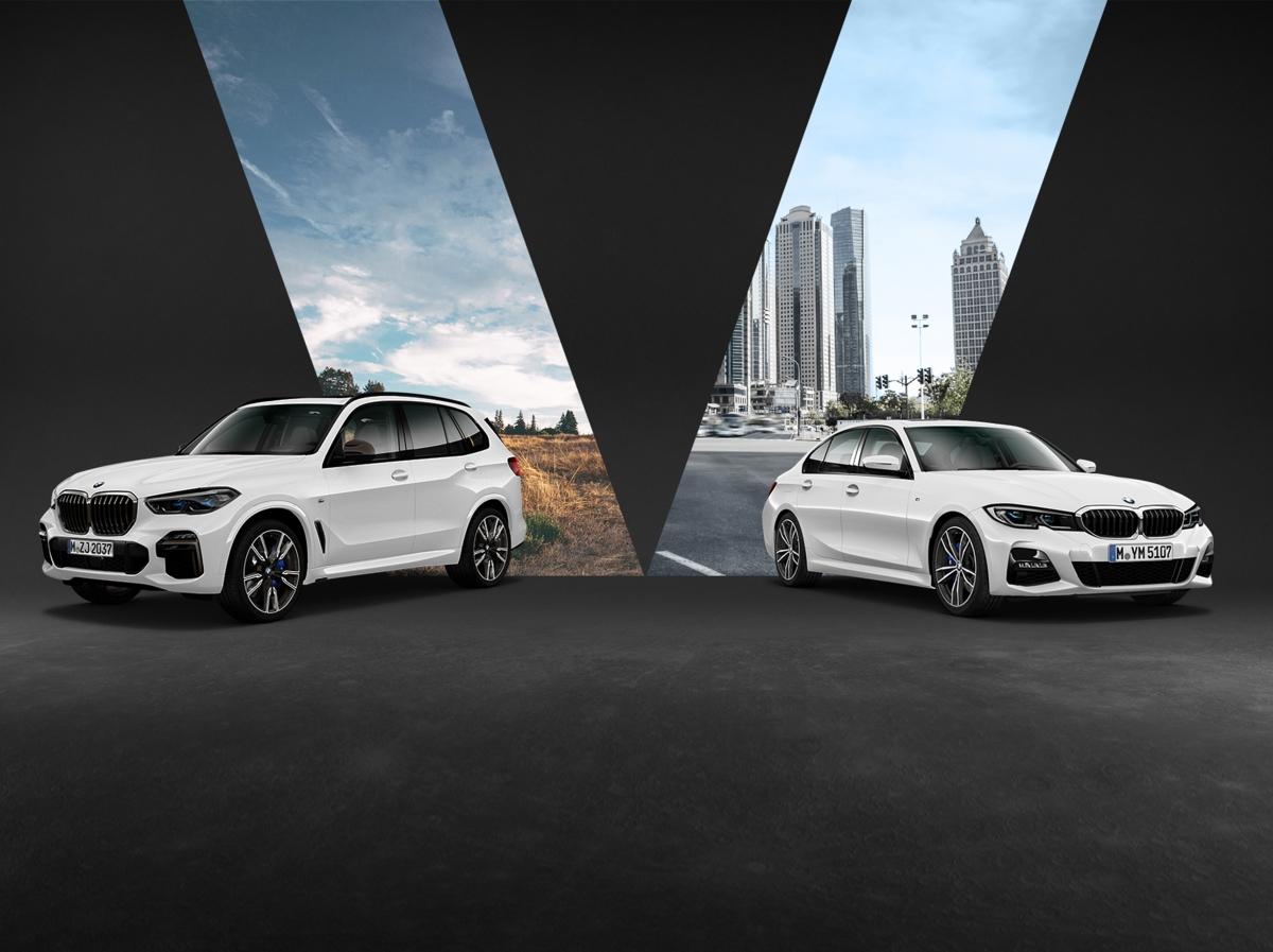 Novos BMW Série 3 e BMW X5 chegam à rede de concessionárias dopaís