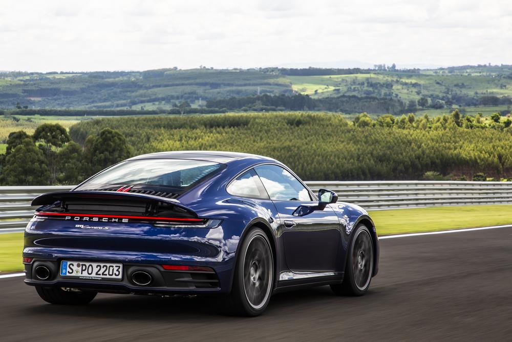 Novo Porsche 911 chega ao Brasil em maio com preços entre R$ 679.000 e R$769.000