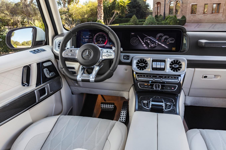Mercedes-AMG G 63 2018  Mercedes-AMG G 63 2018