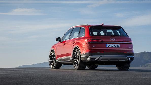 Novo Audi Q72020