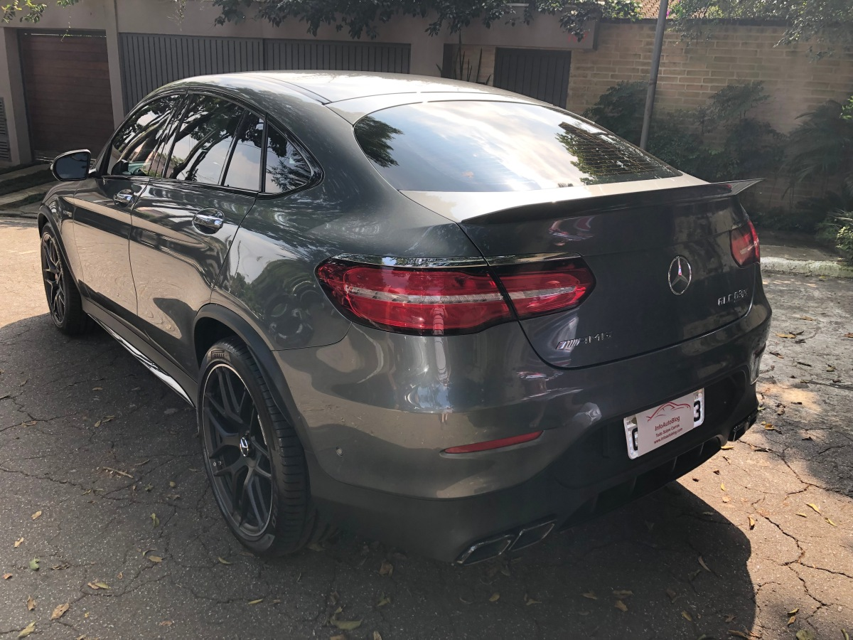 Mercedes-AMG GLC 63S Coupe