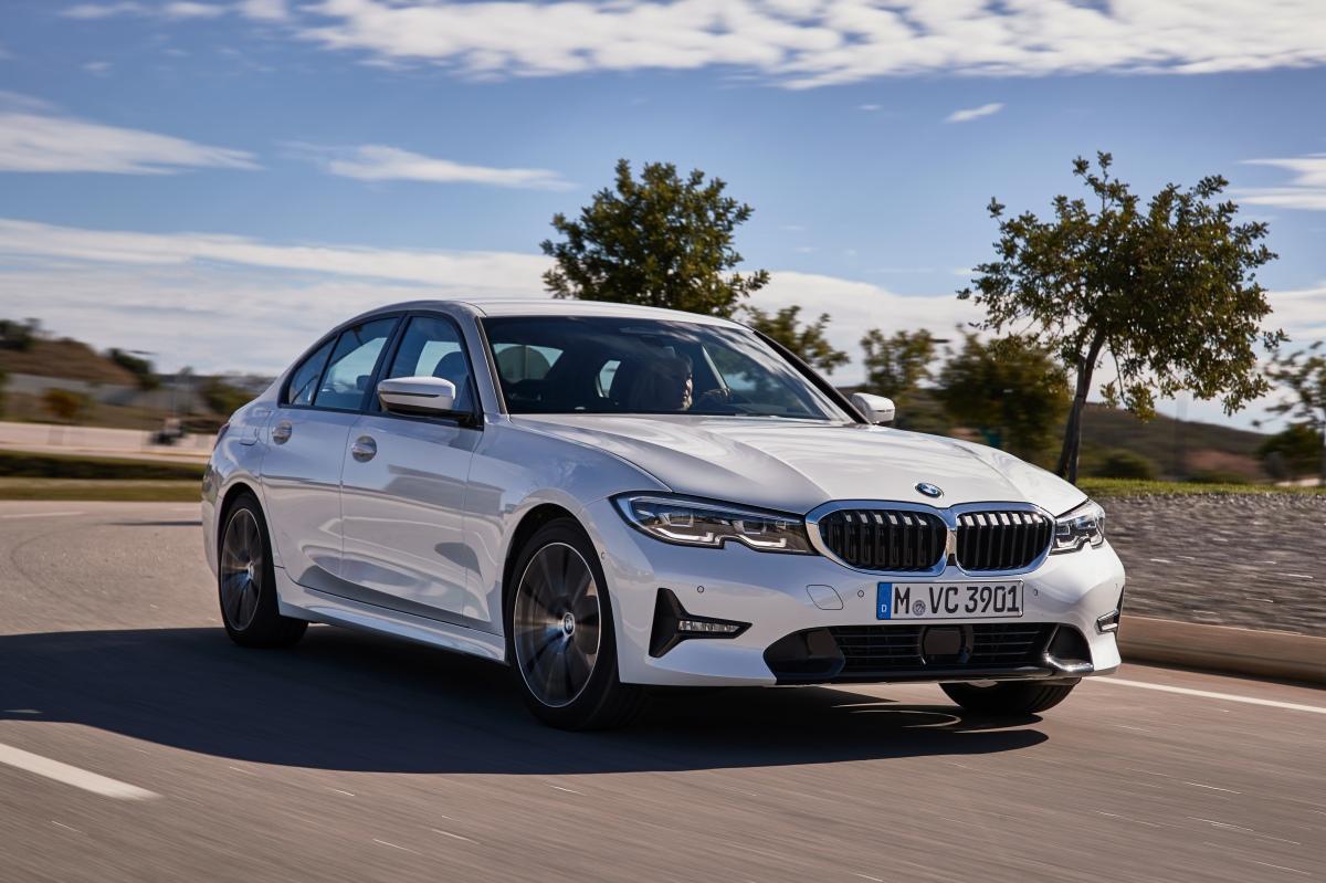BMW confirma novo 320i noBrasil