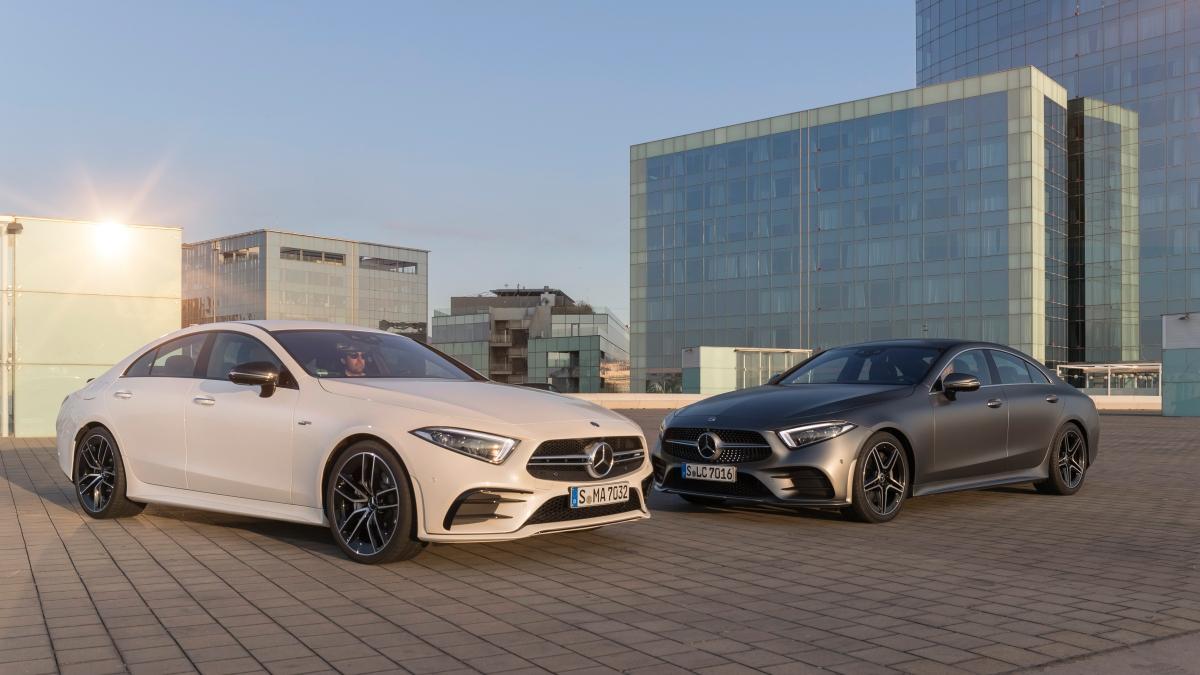 Mercedes CLS 450 4MATIC chega em duas versões com preços à partir de R$466.900