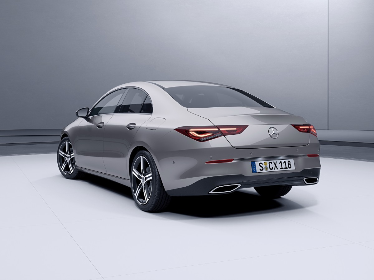 Novo Mercedes-Benz CLA 250 chega por R$219.900