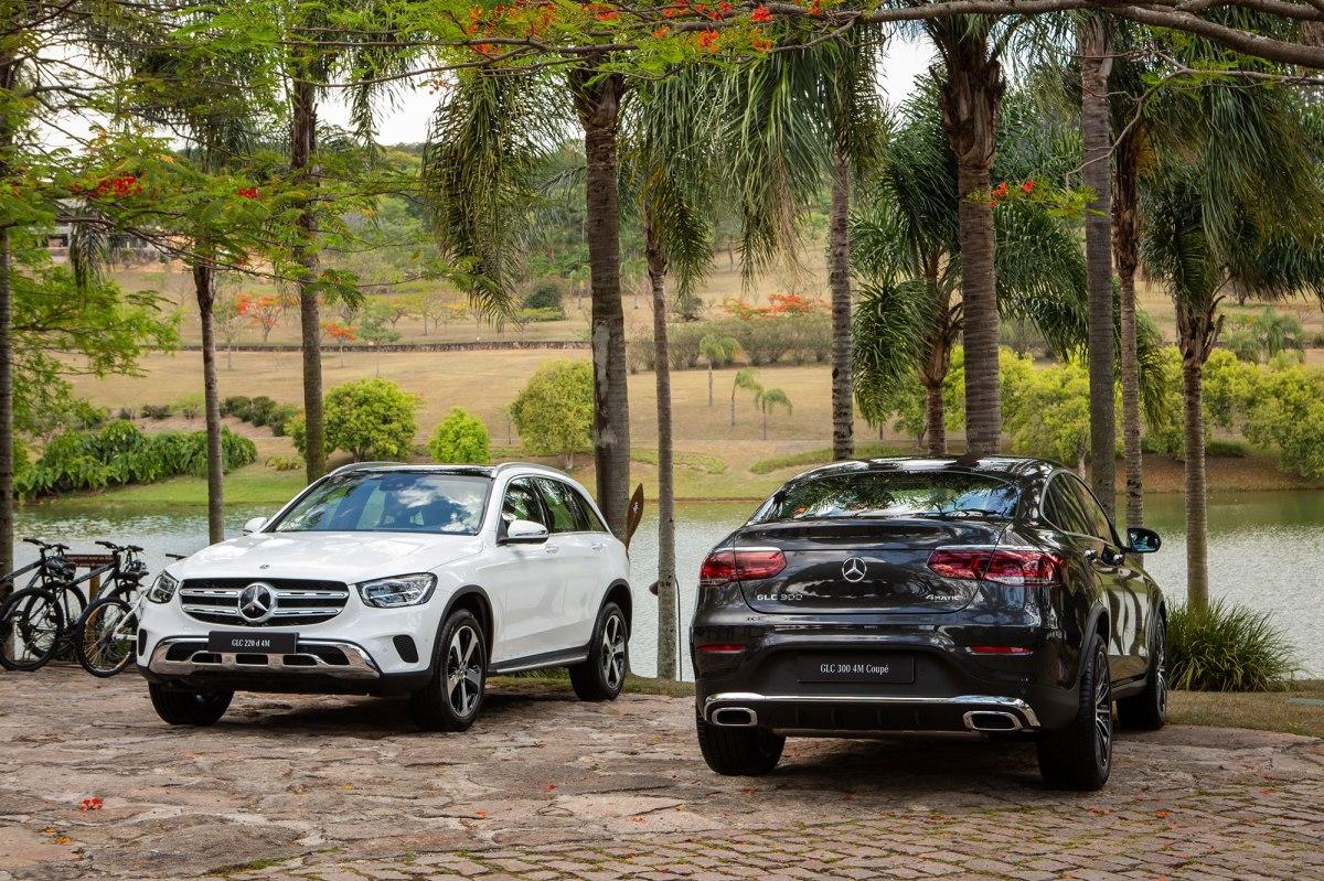 Mercedes-Benz apresenta nova família GLC com MBUX e motor adiesel